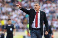 حضور کارلوس کی روش در تیم ملی عراق به علت شرط اقامت در دوبی از سوی این مربی پرتغالی منتفی شد و این مربی هدایت عراق را بر عهده نخواهد گرفت.