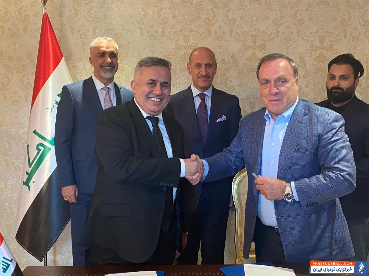دیک ادووکات، سرمربی جدید تیم ملی عراق ؛ پرونده کارلوس کی روش بسته شد