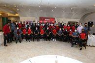 شام مشترک پرسپولیسی ها با اسپانسر باشگاه ؛ بازیکنان سرخپوش پاداش گرفتند و شارژ روحی شدند