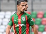 علی علیپور مهاجم تیم ماریتیمو با دریبل زیبایش مورد توجه سازمان لیگ پرتغال قرار گرفت