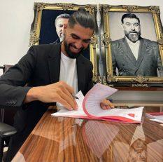 انجام و تایید تست های پزشکی، تنها مانع ثبت قرارداد رضا اسدی با پرسپولیس