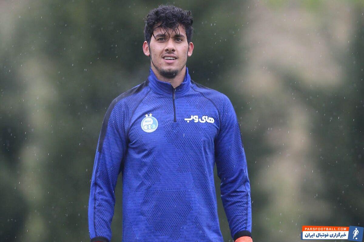 حسین پورحمیدی دروازه بان باشگاه استقلال فصل آینده در تراکتورسازی تبریز بازی خواهد کرد