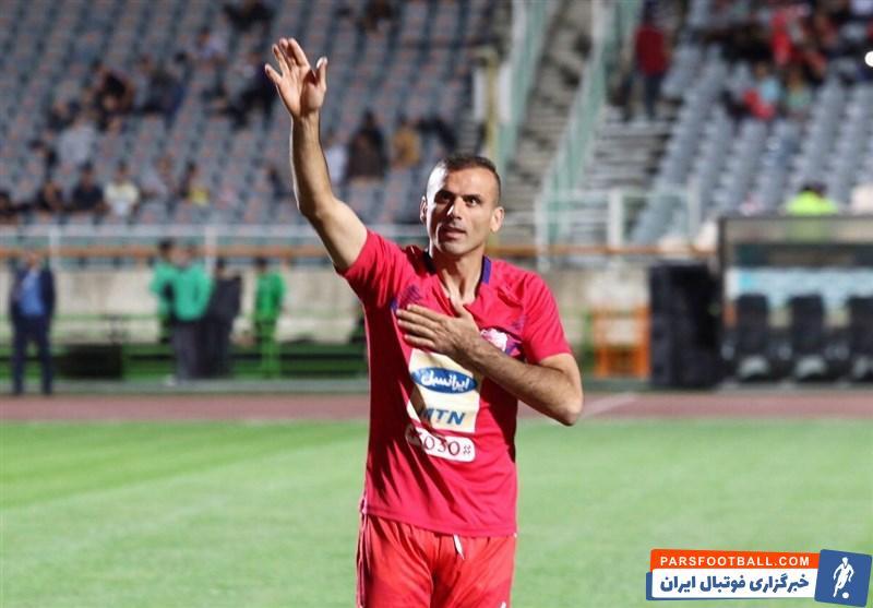 سیدجلال حسینی کاپیتان پرسپولیس در فصل جدید لیگ برتر نیمکت نشین خواهد بود