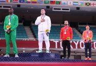 بادیگاردها سجاد گنج زاده قهرمان المپیک توکیو را در تهران محاصره کردند !