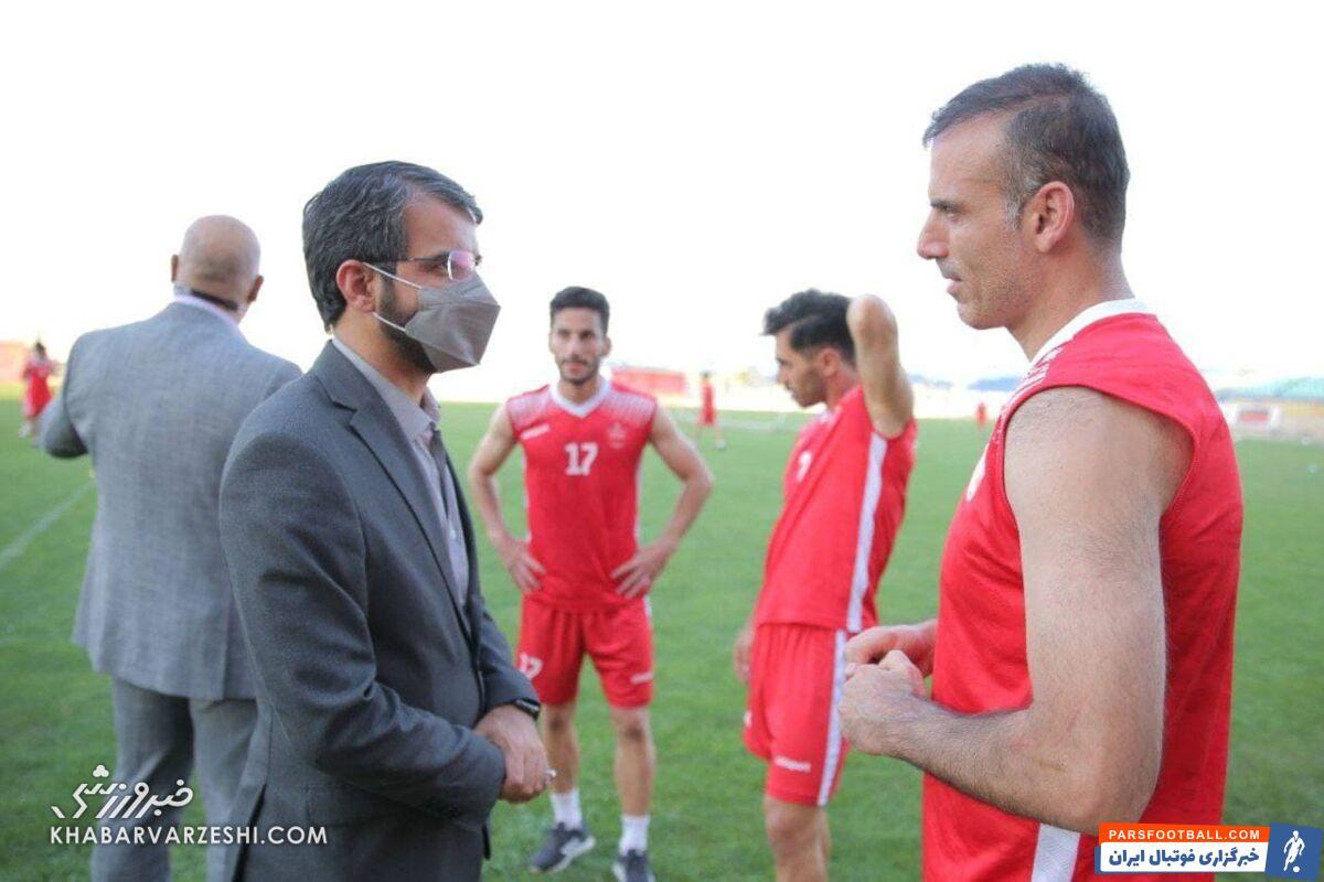 ماجرای جلسه فوری و ویژه مدیران پرسپولیس با سیدجلال حسینی