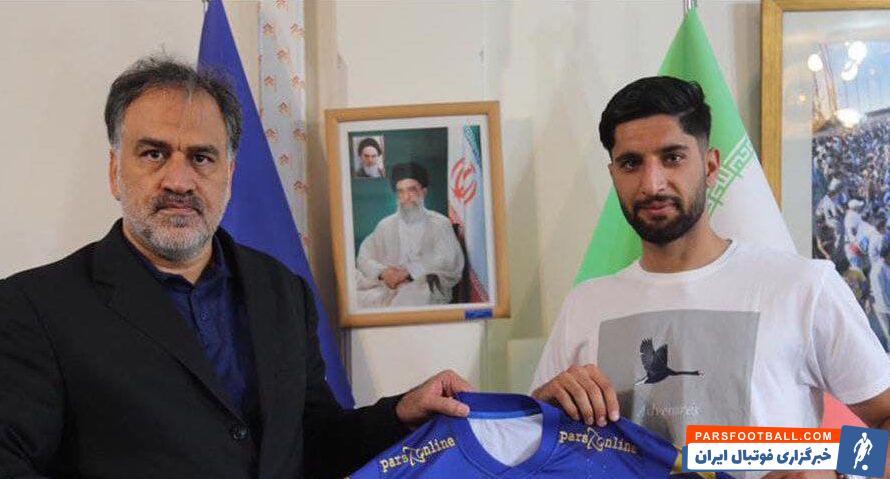 با علیرضا رضایی باید منتظر ماند و دید از بین مظاهری و حسینی یک نفر جدا می شود یا این تیم با این سه دروازه بان فصل جدید را شروع خواهد کرد.