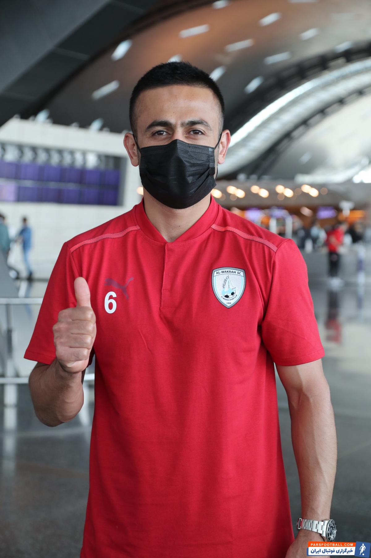 امید ابراهیمی بعد از 3 فصل حضور در الاهلی در نهایت از این تیم جدا شد و در این فصل با پیراهن الوکره به میدان خواهد رفت.
