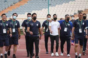 اسفند ماه سال گذشته بود که فرهاد مجیدی دوباره هدایت استقلال را به عهده گرفت و در اولین بازیاش روبروی فولاد و جواد نکونام قرار گرفت.