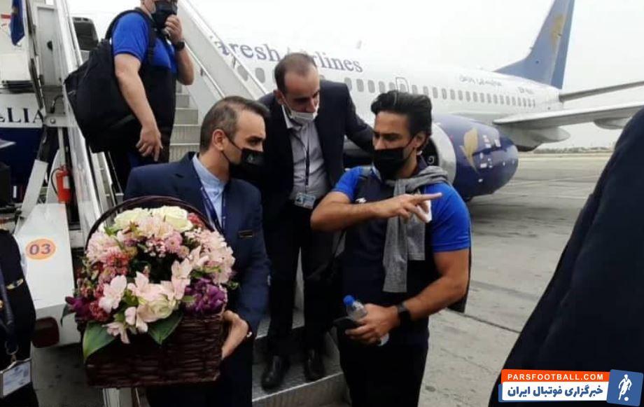 استقلال در نیمه نهایی ؛ مدیران آبی در رؤیای فینال ؛ هتل اصفهان را هم رزرو کردند !