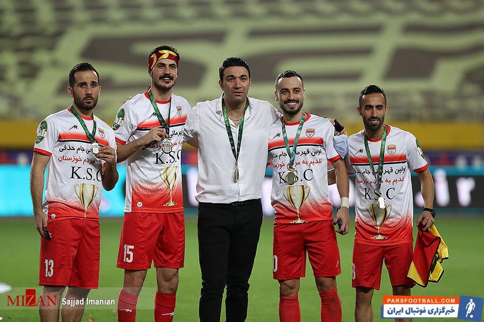 مهران موسوی: قهرمانی و کسب سهمیه آسیا هدیهای ناقابلی برای مردم خوزستان است