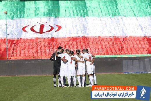 بازی ایران و امارات با تماشاگر!