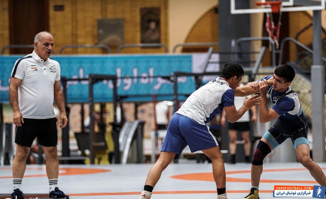 میرعمادیان: حضور ۵ آزادکار جوان در مسابقات جهانی بزرگسالان قطعی است