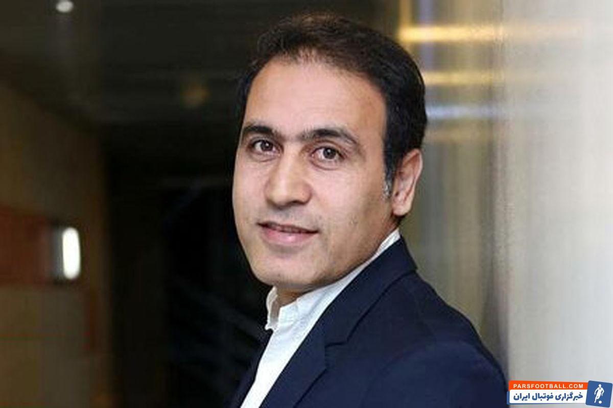 مهدی مهدوی کیا درخصوص جلسه با رئیس فدراسیون فوتبال ایران صحبت کرد