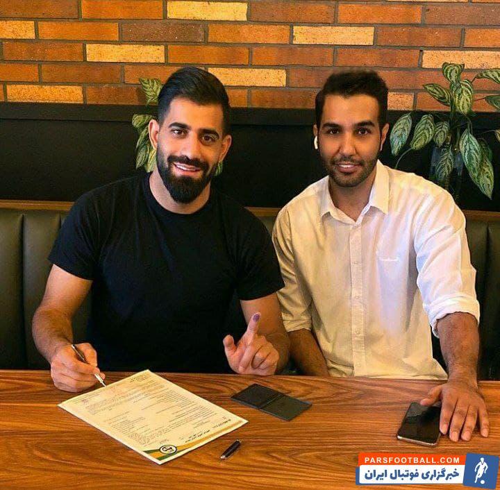 محمدحسین کنعانی زادگان مدافع پیشین پرسپولیس به الاهلی قطر پیوست