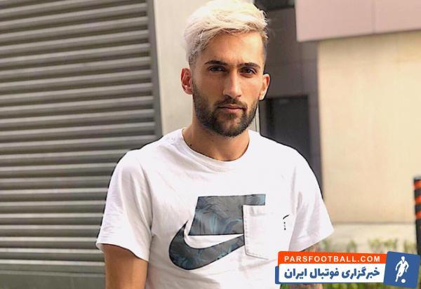 پیام صادقیان بازیکن پیشین تیم پرسپولیس که به کشور ترکیه رفته بود تحت تعقیب اینترپل قرار گرفت