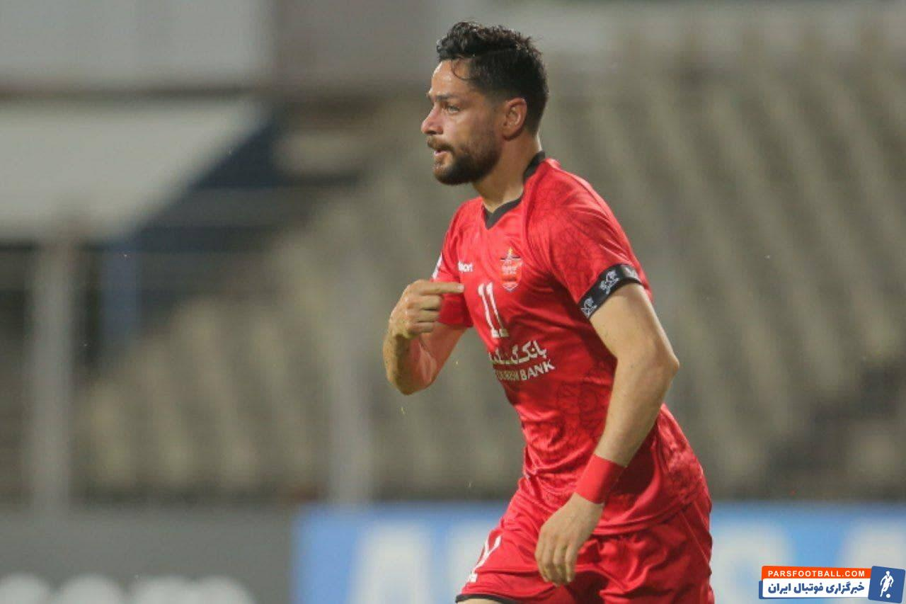 کمال کامیابی نیا برای گذراندن دوران درمان خود مجبور به حضور در باشگاه شباب الاهلی امارات شد