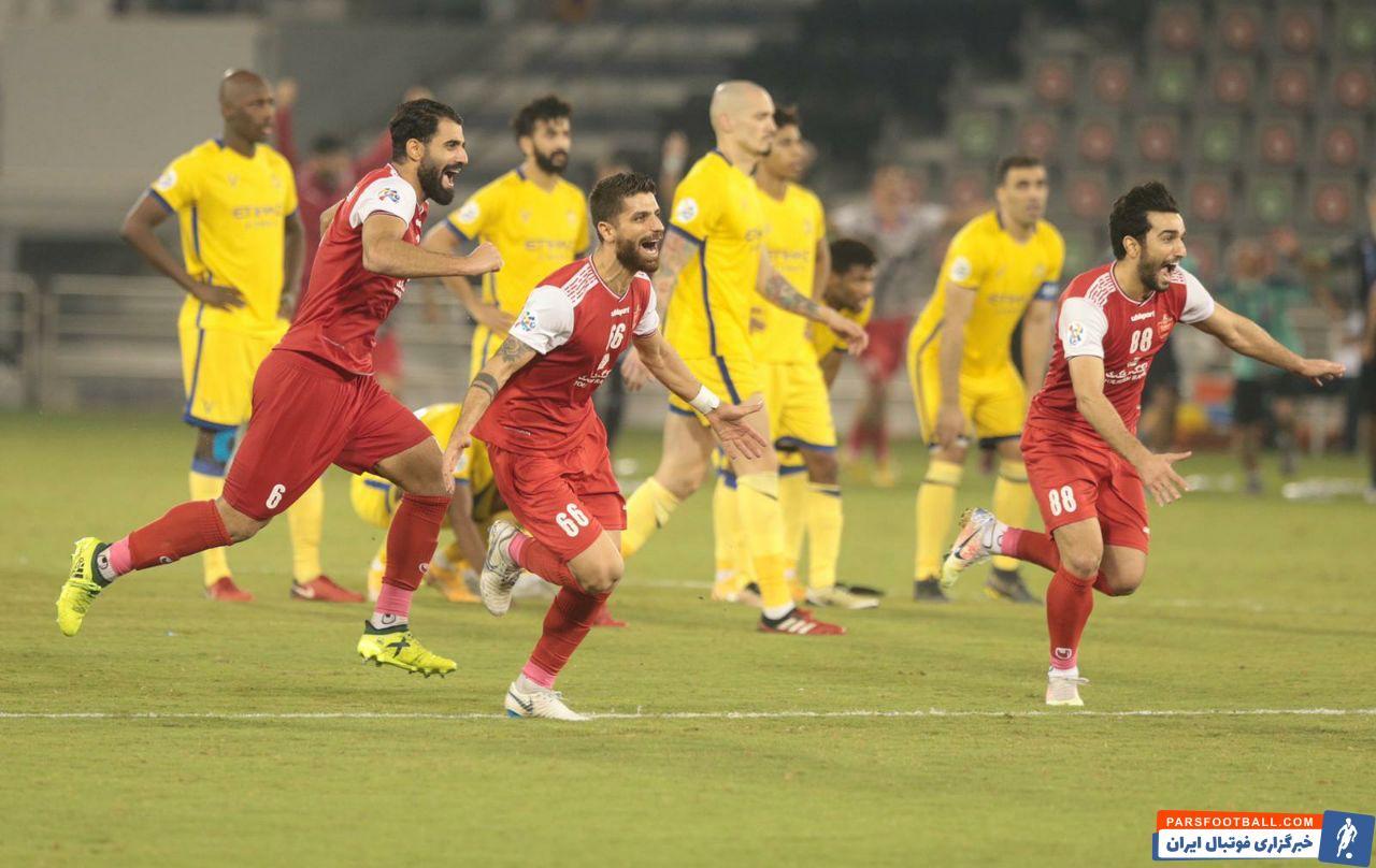 شایعه خطرناک به ضرر پرسپولیس ؛ تمایل مشکوک AFC به قهرمانی النصر عربستان !