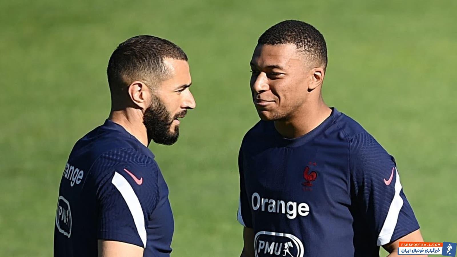 کریم بنزما، بازیکن فرانسوی رئال مادرید، معتقد است که کیلیان امباپه در نهایت بازیکن این باشگاه اسپانیایی خواهد شد.