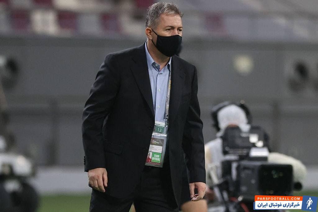 دراگان اسکوچیچ : رئال مادرید از خرید بازیکنان ایران پشیمان نخواهد شد