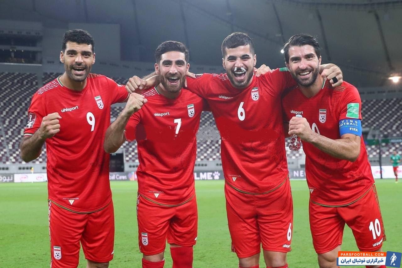 کریم انصاریفرد کاپیتان تیم ملی ایران در حضور تعویضی مقابل عراق تواناییهای خود را با یک پاس گل تماشایی به نمایش گذاشت.