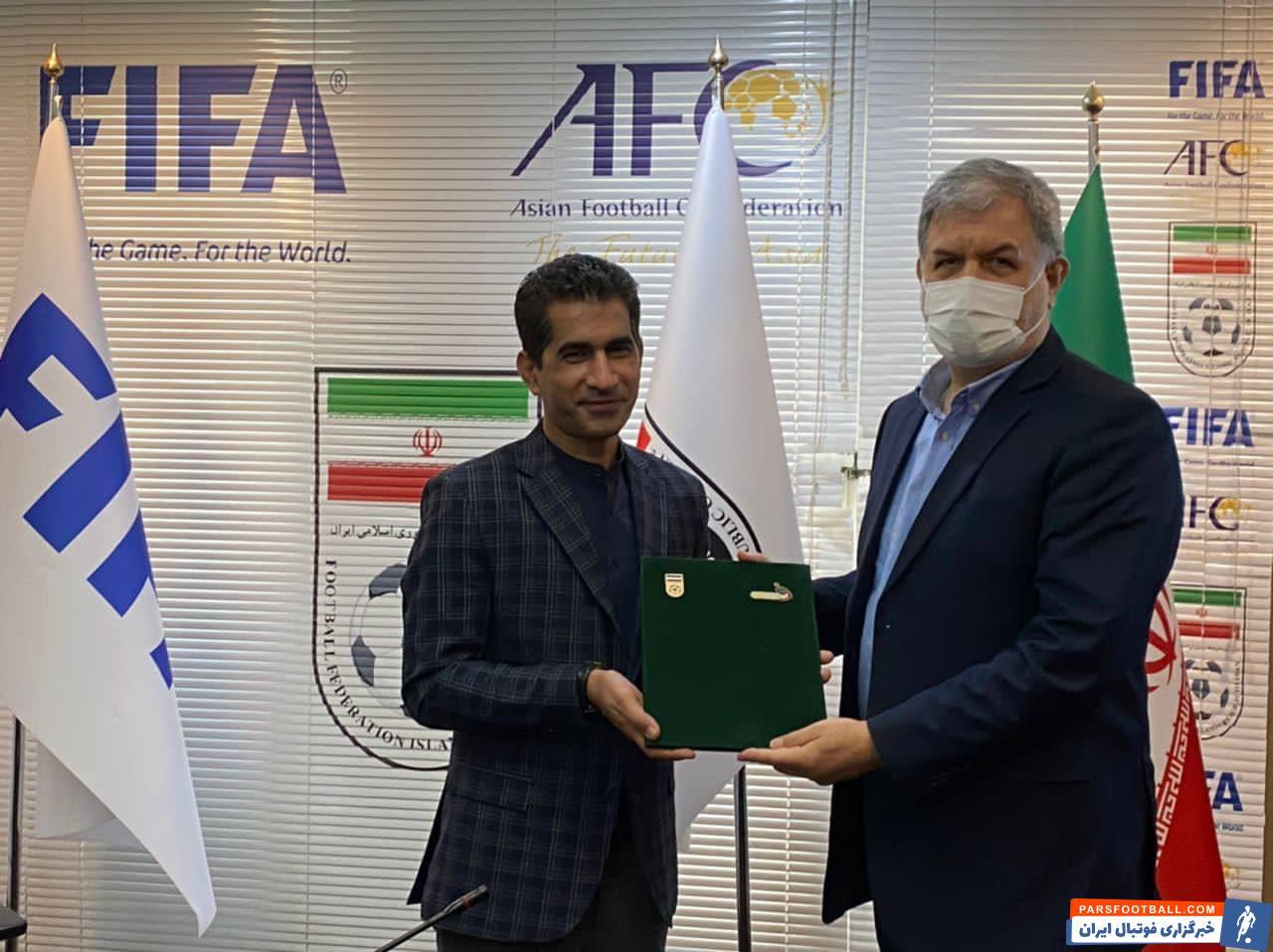 سعید عباسی که دوران موفقی را در تراکتور و آلومینیوم اراک در کارنامه اش ثبت کرد حالا در سمت جدید در فوتبال خواهد بود.