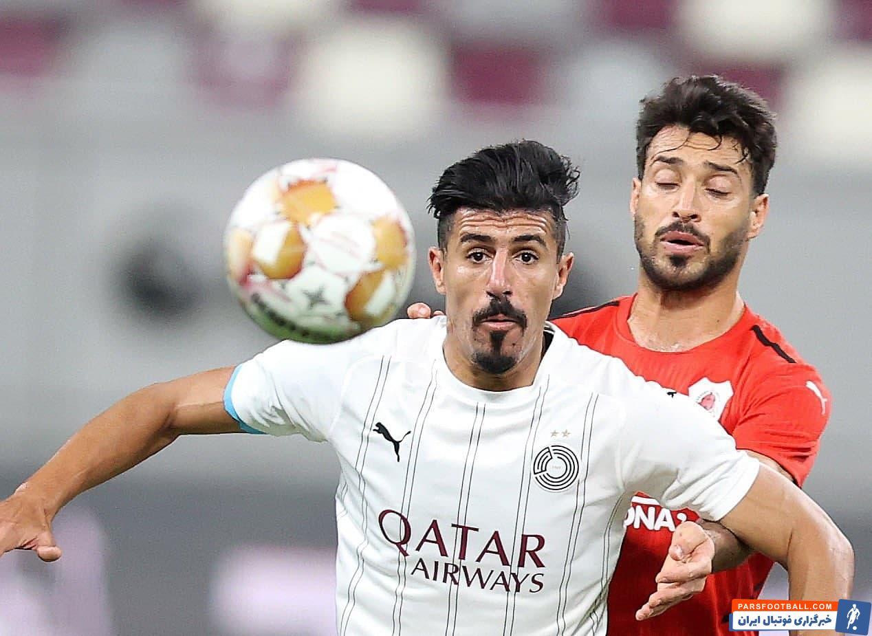 شکست 4 بر 2 الریان مقابل السد در هفته سوم لیگ ستارگان قطر با حضور شجاع خلیل زاده