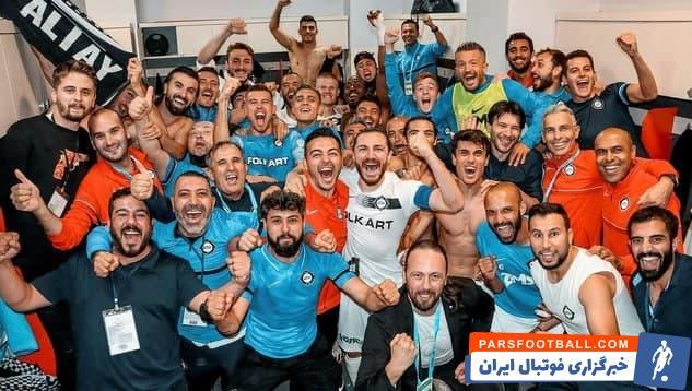 پیروزی آلتای اسپور با مصطفی دنیزلی مقابل بشیکتاش یک سورپرایز بزرگ در لیگ ترکیه بود که باعث صدرنشینی شاگردان مصطفی دنیزلی شد.