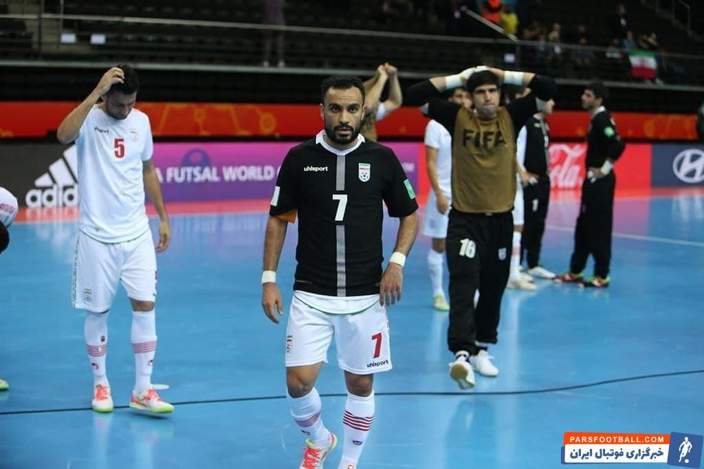 تیم ملی فوتسال ایران بازی برده مقابل قزاقستان را با شکست به پایان رساند تا از دور رقابت های جام جهانی کنار برود.