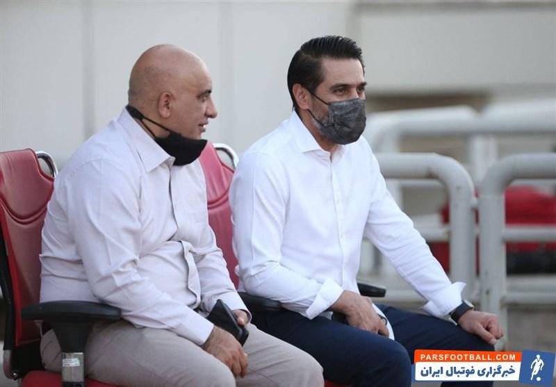 مجید صدری : باشگاه پرسپولیس تلاش میکند پول کالدرون را از مطالباتش در AFC پرداخت کند