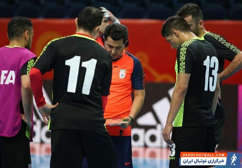 واکنش محمد ناظم الشریعه به حذف تیم ملی فوتسال ایران ؛ قزاقستان تیم شایسه ای بود !