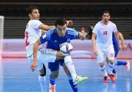 فیفا : تیم ملی قزاقستان با پیروزی دراماتیک مقابل فوتسال ایران برای اولین بار به نیمه نهایی رفت ؛ AFC : کار ایران به پایان رسید