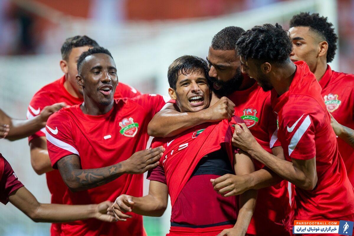 گرد و خاک فوق ستاره ایرانی در امارات ؛ نیمار آسیا بهترین بازیکن زمین شد
