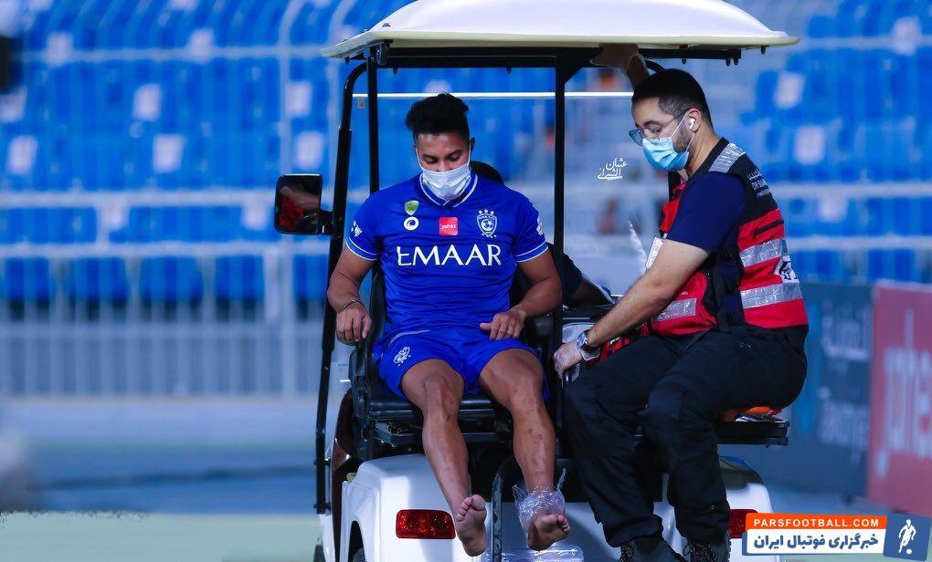 الهلال بدین ترتیب سالم الدوسری برای حضور در دیدار مقابل پرسپولیس در مرحله یک چهارم نهایی لیگ قهرمانان آسیا در تاریخ ۲۴ مهر مشکلی ندارد.
