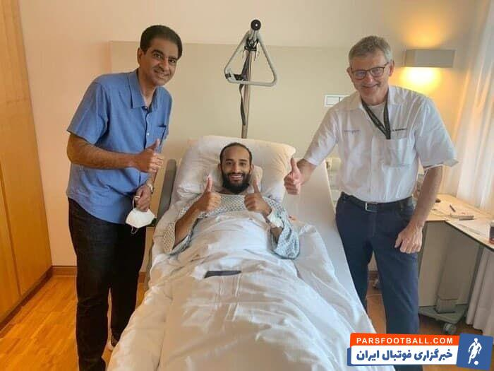 عبدالله عطیف ستاره الهلال عربستان بازی مقابل تیم پرسپولیس را از دست داد