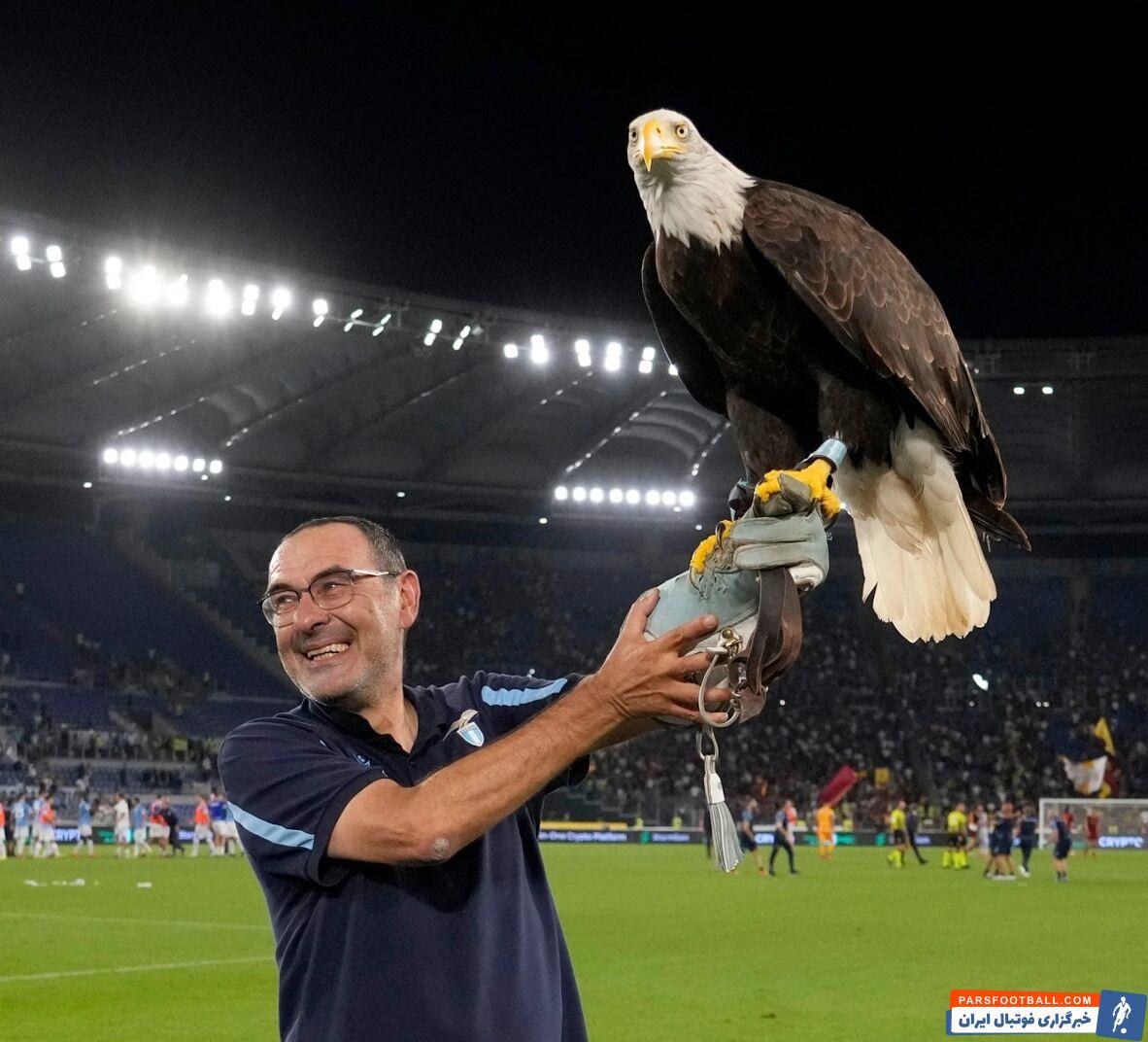 اولین دربی برای مائوریتسیو ساری فوقالعاده سپری شد، چرا که لاتزیو موفق شد با نتیجه ۳ بر ۲ رم را شکست دهد و به امتیازهای ارزشمند این بازی برسد.
