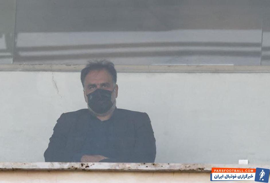 احمد مددی مدیرعامل استقلال پس از تایید استعفا مثل فرهاد مجیدی وعده افشاگری داد