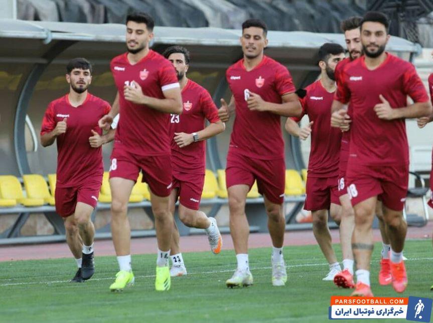 خبر خوش برای گل محمدی در آستانه بازی پرسپولیس و الهلال