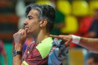 حمایت اینستاگرامی وحید شمسایی از تیم ملی فوتسال ؛ به توانایی خود ایمان داشته باشید