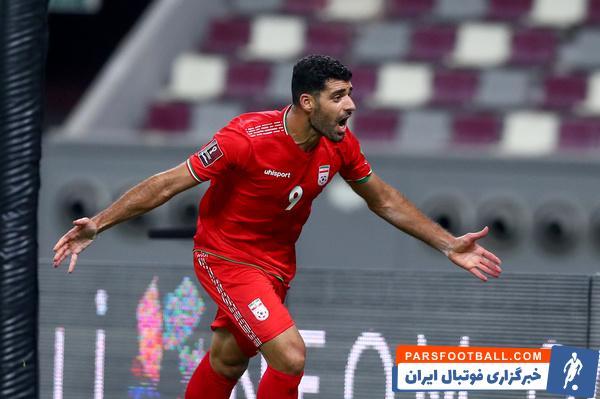 مهدی طارمی در بین نامزد های بهترین گل هفته دوم مقدماتی جام جهانی قرار گرفت