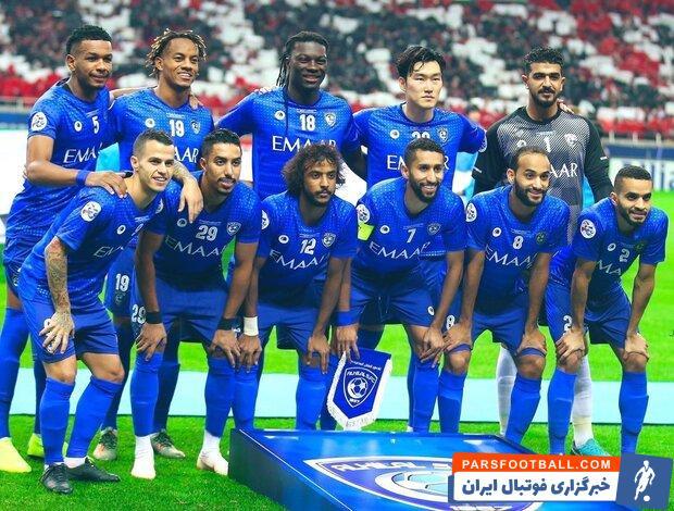 صالح الشهری بازیکن الهلال عربستان برای استقلال خط و نشان کسید