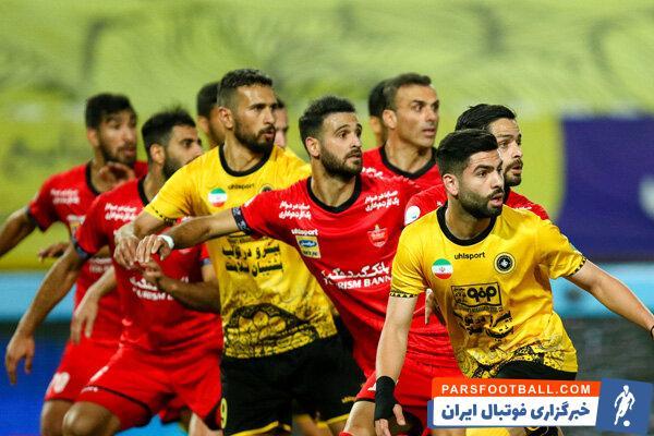 ببینید ؛ پنالتی های عجیب غریب دیدار پرسپولیس و سپاهان در تاریخ لیگ برتر + سند