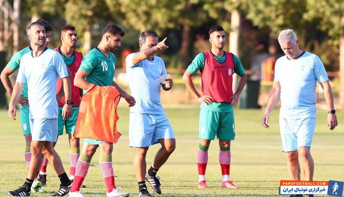 حسام زیتونی نژاد دومین مربی آکادمی کیا در تیم ملی امید ؛ کادر فنی تکمیل شد