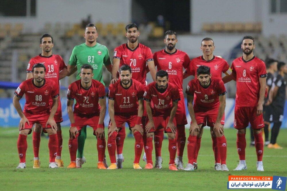 پرسپولیس در آستانه سبقت از رکورد تاریخی سپاهان در لیگ قهرمانان آسیا