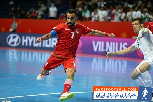 تاوان سنگین فوتسال ایران پس از باخت مقابل قزاقستان در جام جهانی + سند