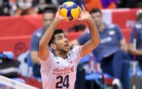 ببینید ؛ ستاره والیبال ایران تیم موردعلاقه اش را لو داد ! + سند