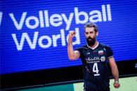 سعید معروف بعد از خداحافظی از بازی های ملی در آمریکا به مربیگری والیبال می پردازد