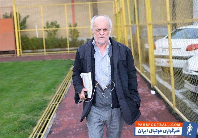 محمود خوردبین پیشکسوت پرسپولیس درباره اوضاع نقل و انتقالاتی صحبت کرد