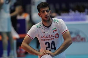 ببینید ؛ واکنش ستاره تیم ملی به جدایی اسطوره والیبال ایران + سند