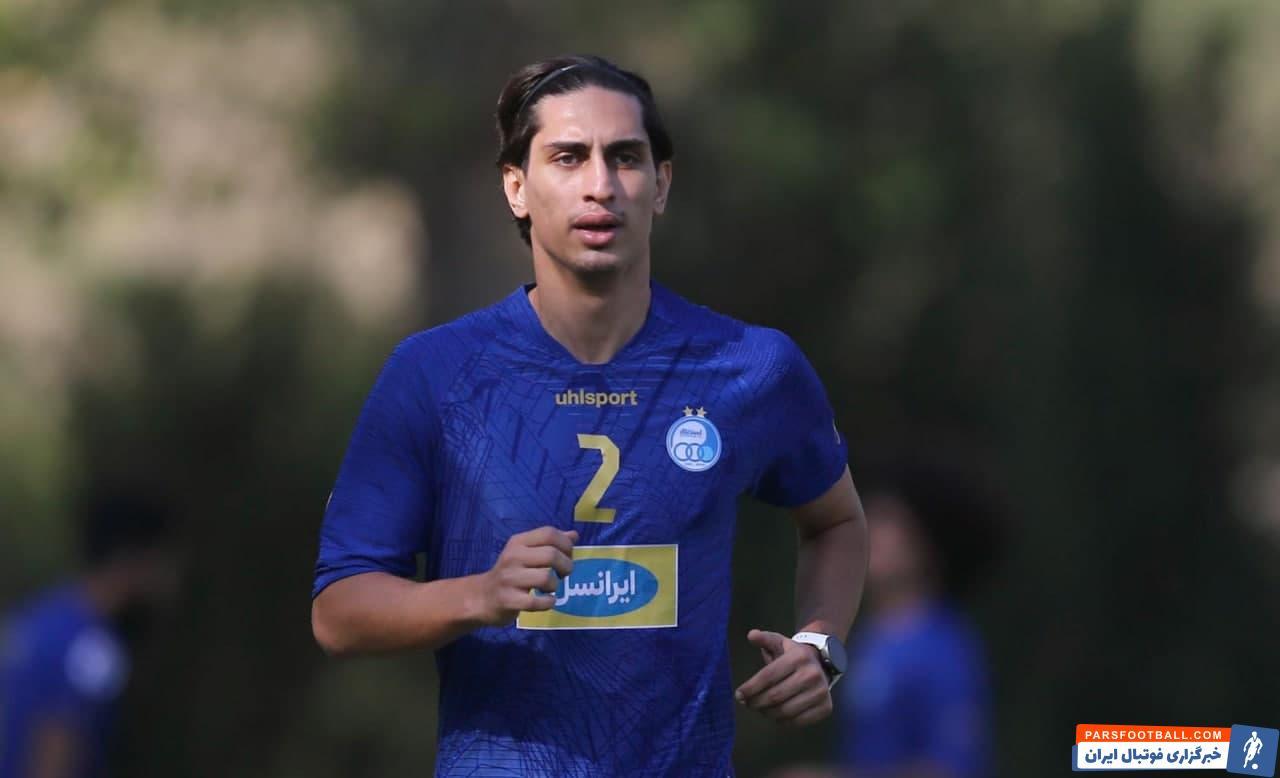 تبریک تولد استقلال توسط محمد نادری ؛ بازیکنی که یاغی پرسپولیس شد