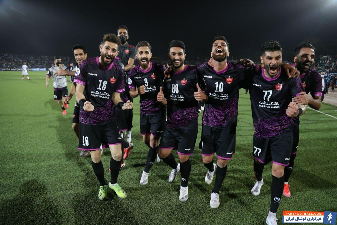پرسپولیس صدرنشین تیم های ایرانی در تاریخ لیگ قهرمانان آسیا